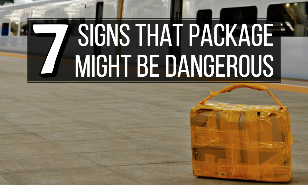 7 Signs a Package Might Be Dangerous & How to Handle It