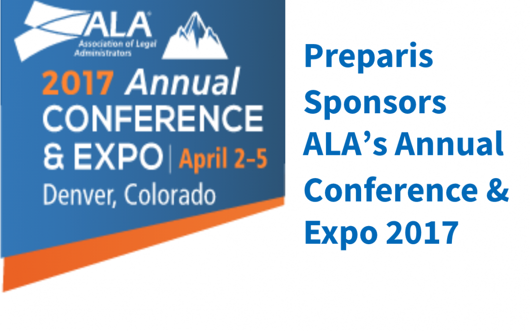 Preparis Sponsors ALA's Annual Conference in Denver, Colorado