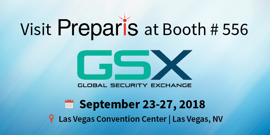 Preparis to Exhibit at Global Security Exchange 2018