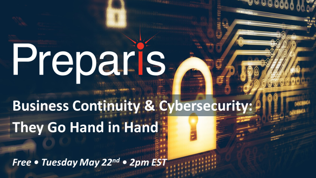 Business Continuity & Cybersecurity: They Go Hand in Hand