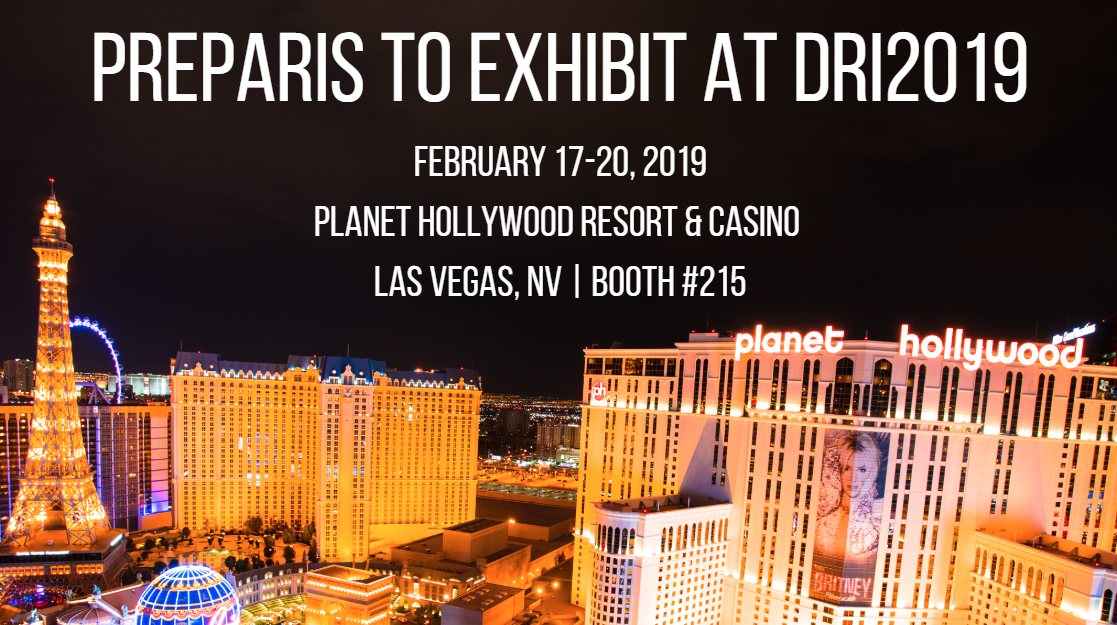 Preparis to Exhibit at Disaster Recovery Institute International Annual Conference DRI2019