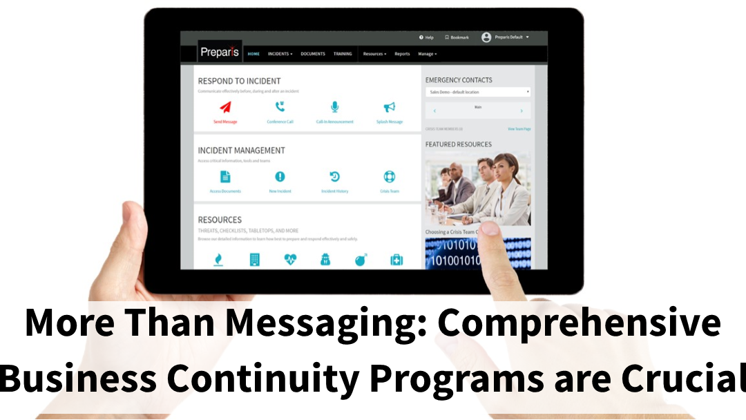More Than Messaging