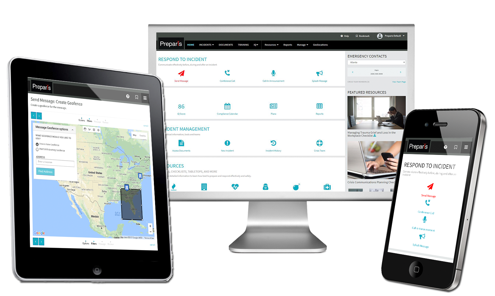 Preparis Releases New Emergency Messaging Innovations for Incident Management Platform