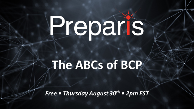 The ABCs of BCP