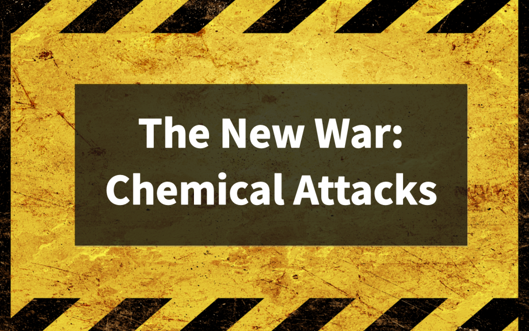 Chemical Attacks on the U.S.: Should We Be Worried?