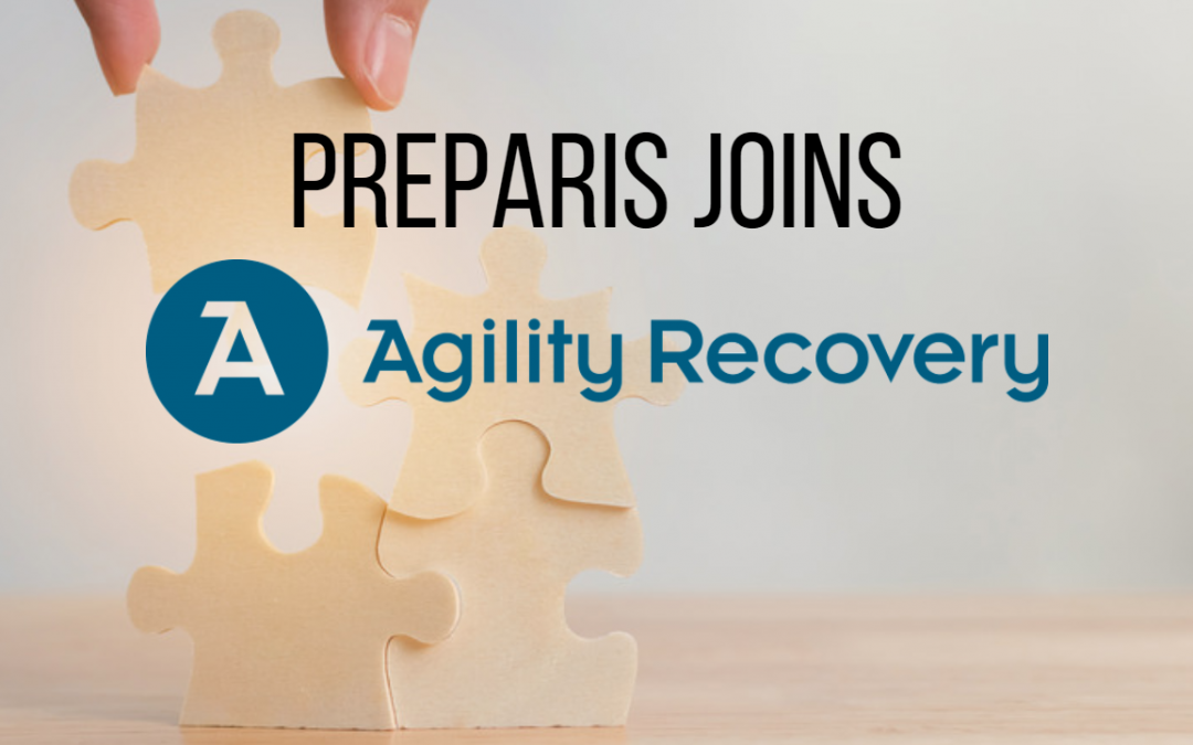 Preparis Joins Agility Recovery