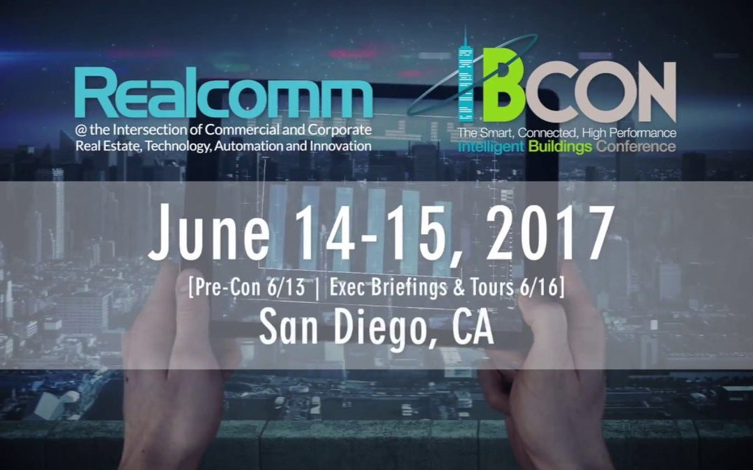 Preparis Attends Realcomm Conference in San Diego, California