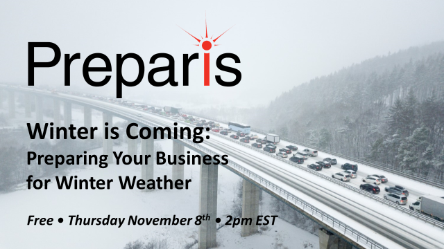 Winter is Coming: Preparing Your Business for Winter Weather