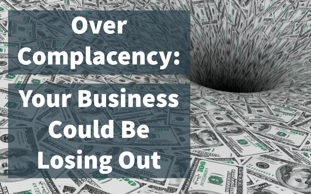 """Overarching Complacency"" in Cybersecurity Leads to Big Data & Big Dollar Loss"