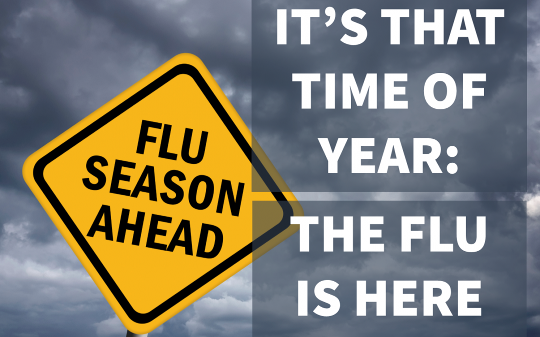 Flu Season Is Here: Working around a Reduced Workforce