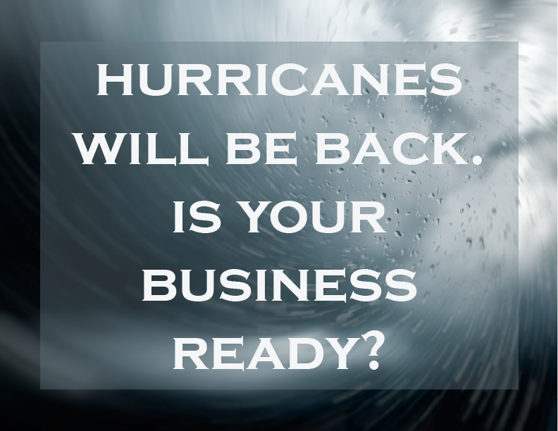 Why Hurricane Preparedness Should Not Be on the Back Burner