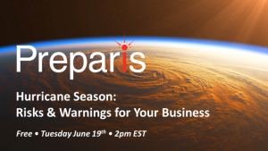 hurricane season webinar