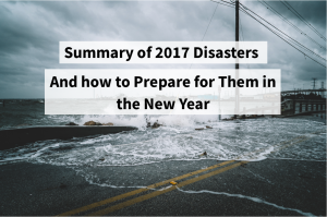 summary of 2017 disasters blog pic