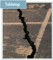 Earthquake Tabletop